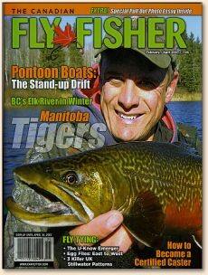 Current Issue Canadian Fly Fisher