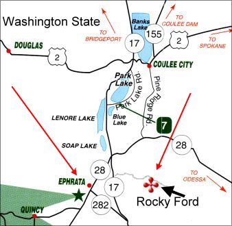 Flyanglers online central washington fish in for Washington state fishing license cost