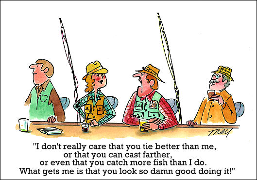 funny fly fishing pictures
