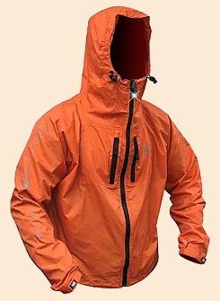 WilliamJoseph UltraLight Rain Jacket - Fly Angler's OnLine Product ...